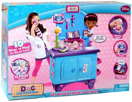 Cyber Monday 2013 Disney Doc Mcstuffins Get Better Chec Black Friday Deals Best Christmas Toys Doc Mcstuffins Toys Advent Calendars For Kids