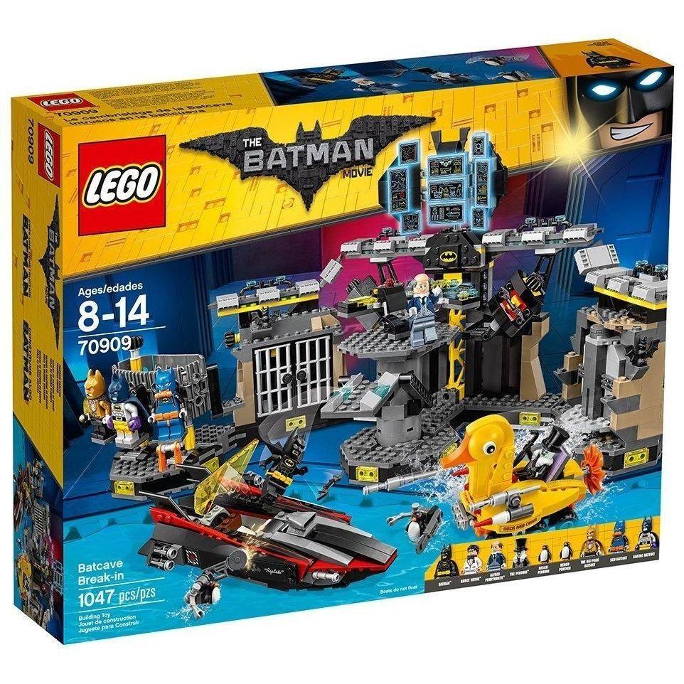 Lego Batman accessoires 4 pieces NEUF!!!
