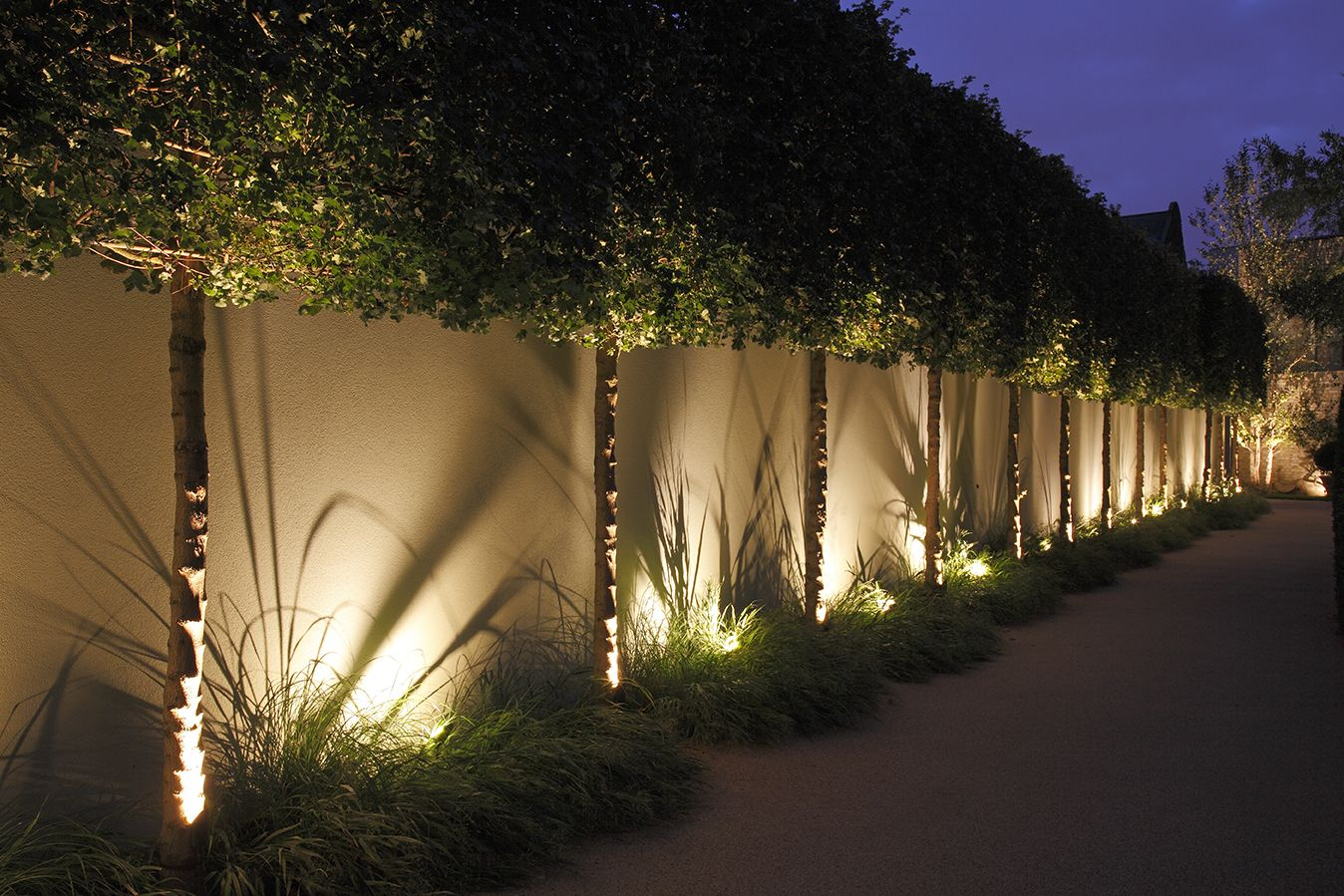 16 85 07 Outdoor Lighting Landscape Modern Landscaping Pool Landscaping