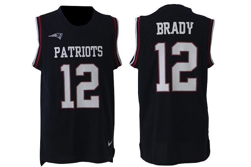 black and white tom brady jersey