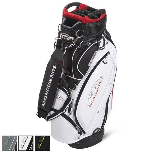 NOW AVAILABLE! Sun Mountain Tour Series Cart Bags