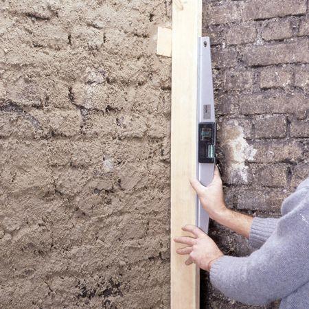 Comment Enduire Une Facade Enduire Enduit Ciment Et Bricolage