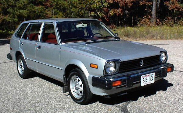 1984 Honda Civic Station Wagon Boys Toys Old Skool Jdm Pinterest And