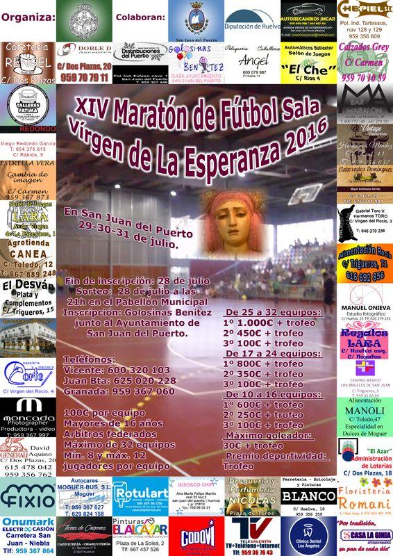 Maraton De Futbol La Che Y Organizar