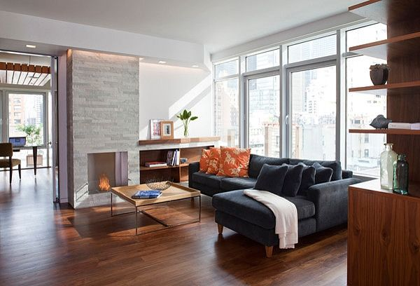 NYC Apartment by Eisner Design | Home | Modern apartment ...