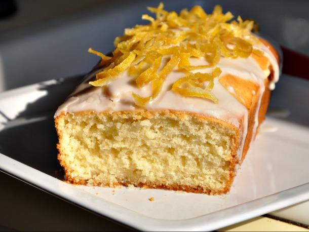Iced Lemon Loaf Recipe Recipe Lemon Loaf Recipes Lemon Cake Recipe