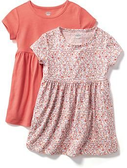 261bf3004406f Jersey Fit & Flare Dress 2-Pack | Old Navy | Style & Fashion ...