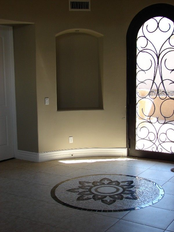 Amazing Foyer Tile Floor Designs | 15 Amazing Foyer Tile Patterns Picture  Ideas