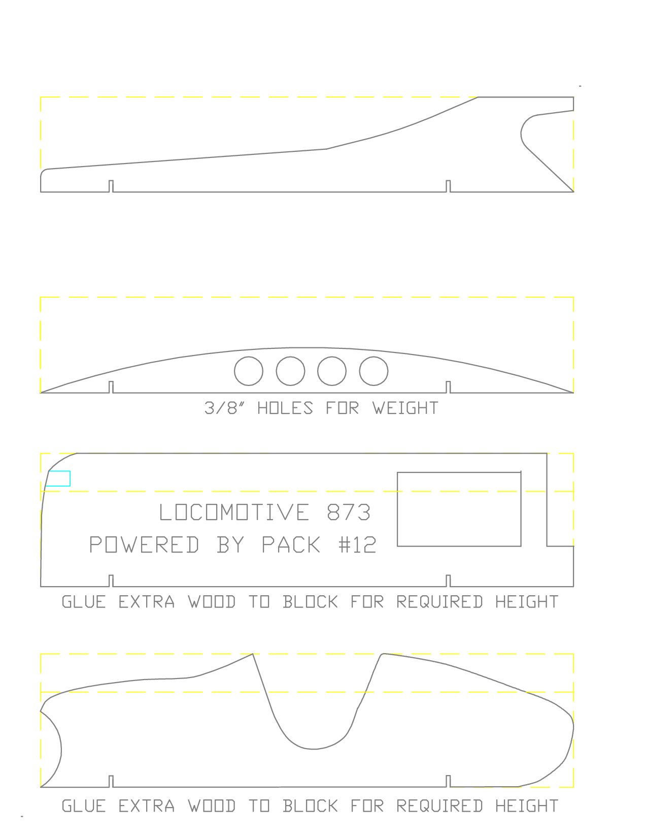 Magic image for printable pinewood derby templates