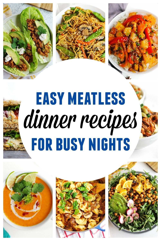 Vegetarian And Vegan Dinner Recipes Rhubarbarians In 2020 Vegetarian Recipes Dinner Healthy Vegan Dinner Recipes Vegetarian Recipes Dinner