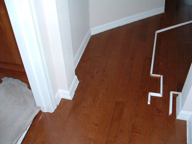 Installing Quarter Round Moldings Floor Installation Basement Remodeling Quarter Round Molding