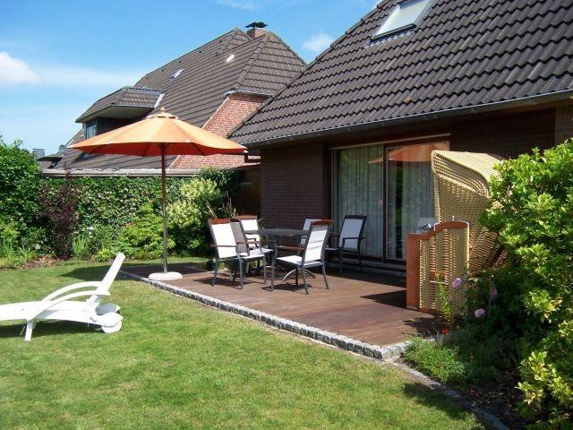 Ferienhaus für Ruhesuchende mit großem Garten Störtebeker