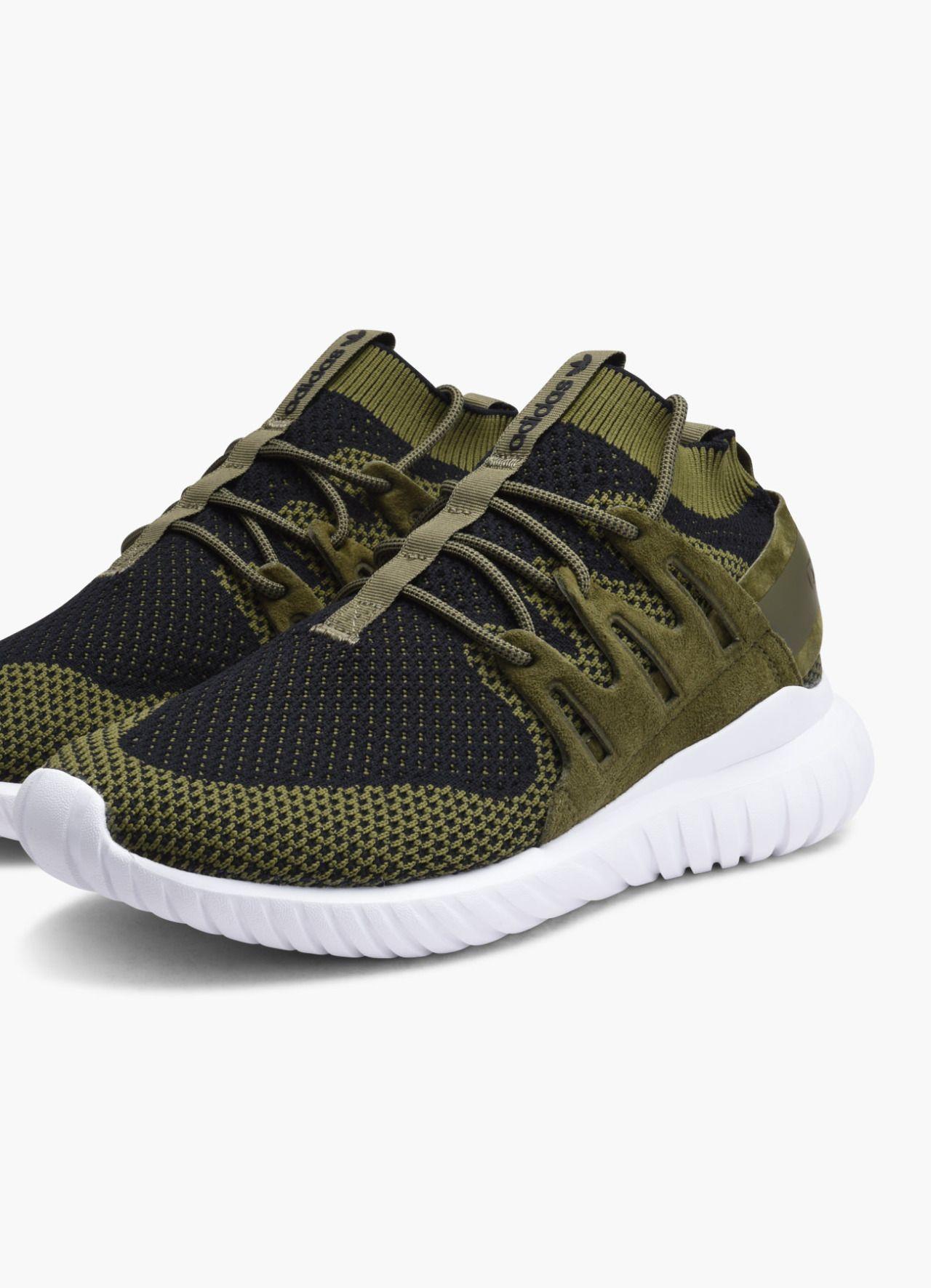 the best attitude 80474 28997 Adidas Tubular Nova Primeknit Olive Cargo Core Black  sneakernews  Sneakers   StreetStyle  Kicks  adidas  nike  vans  newbalance  puma  ADIDAS  ASICS ...