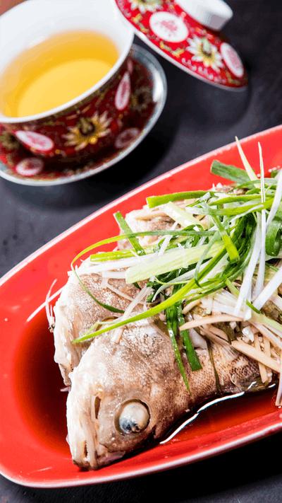 Kerapu Steam Hongkong Resep Resep Resep Masakan Cina Resep Masakan Sehat Resep Makanan Sehat