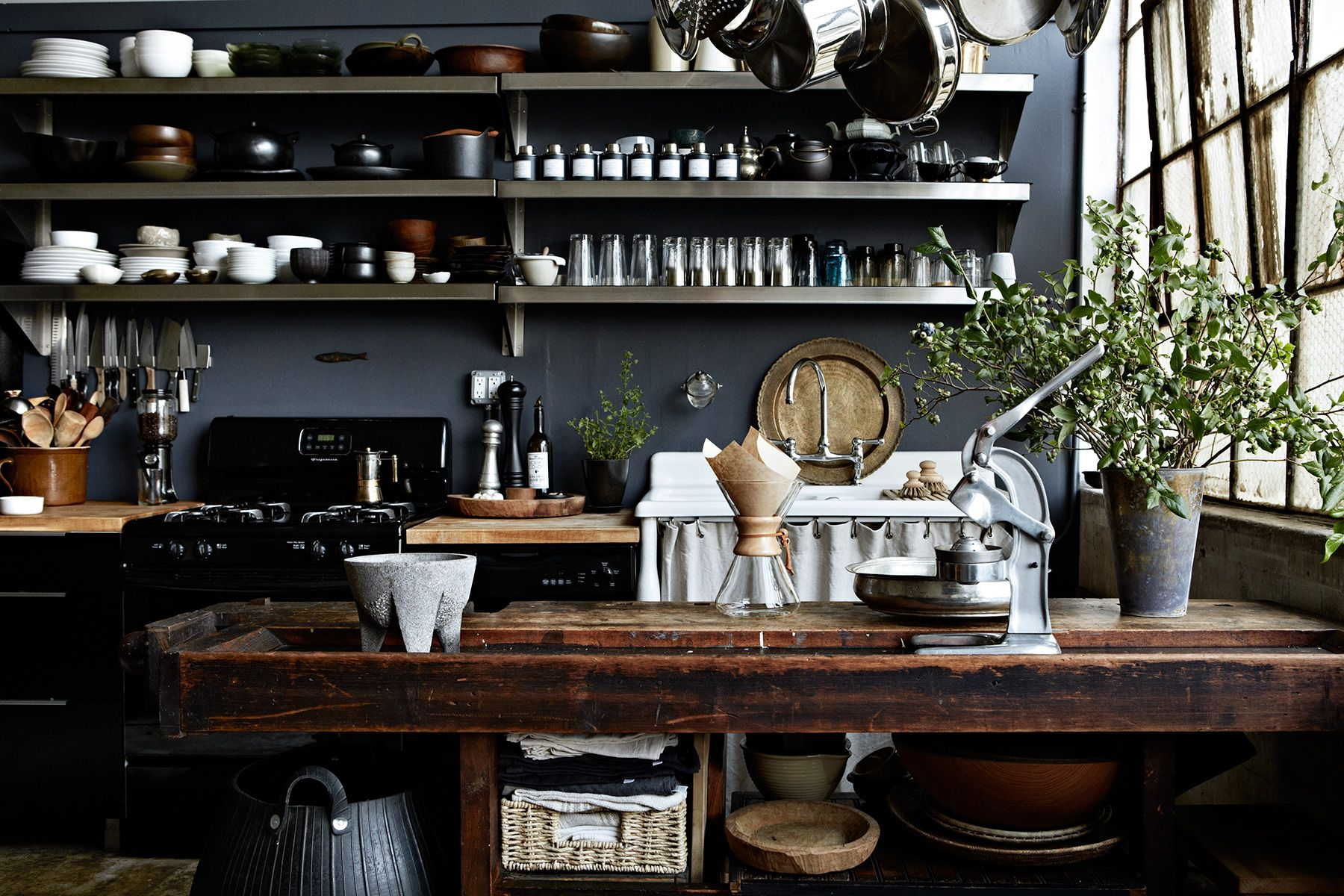 INTERIORS - by Anna Williams - Stuff of Life | KITCHENS & DINING ...