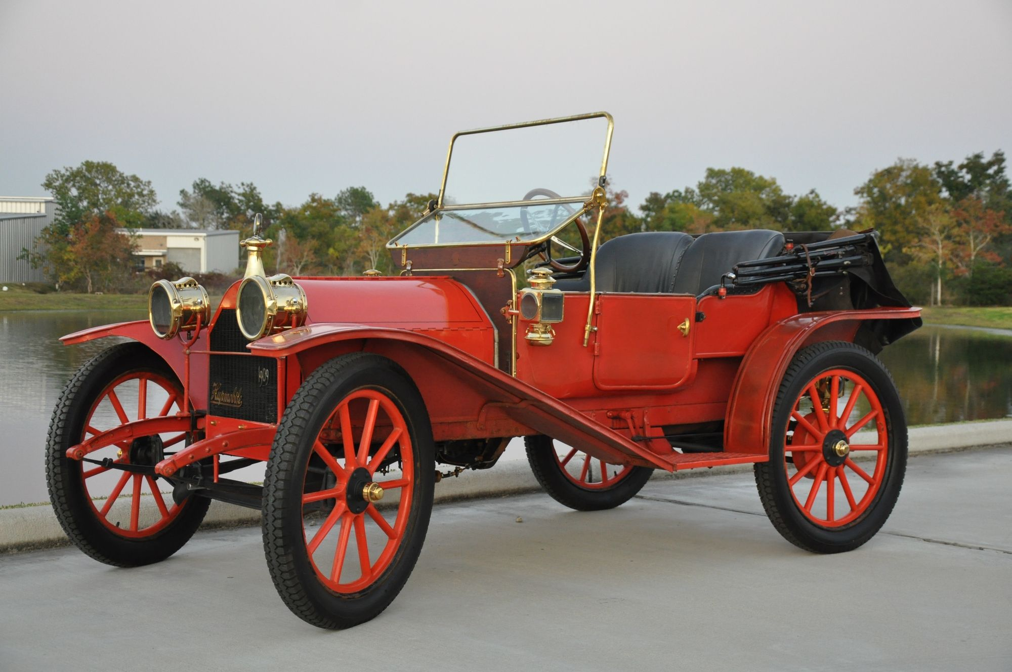 1909 Hupmobile Model 20 Vintage Cars Cars Antique Cars