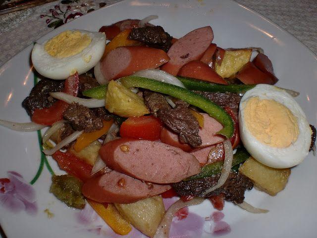 Cocina Boliviana | Cocina Boliviana Pique Macho Christmas Pinterest