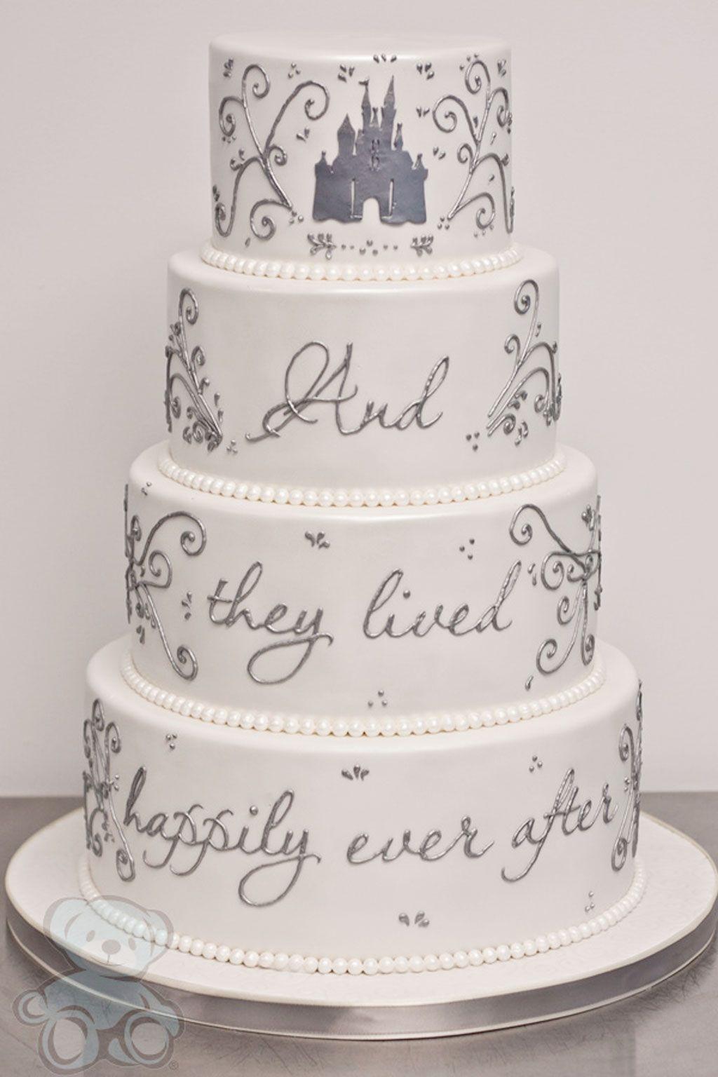 Fairytale-Wedding-Cake   The big day.   Pinterest   Fairytale ...