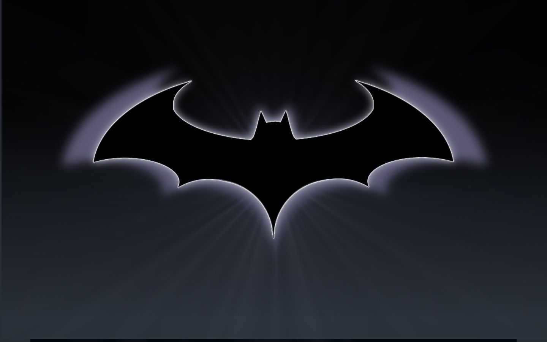 splendid batman logo background free image wallpaper download