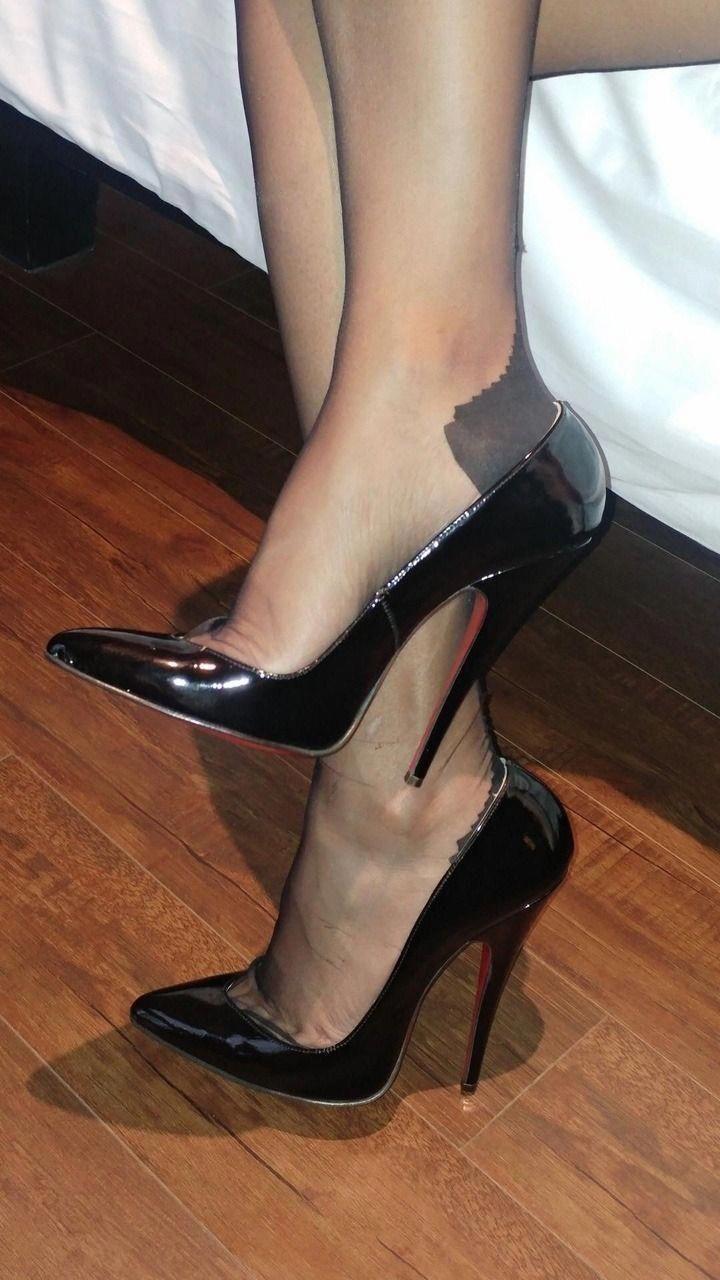 Pin by Ekaterina on shoes   Pretty high heels, High heels
