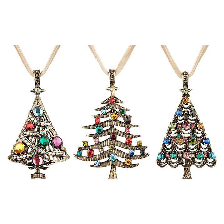 Christmas Tree Trio: Joanna Buchanan Tales Of The Maharaja Christmas Tree Trio