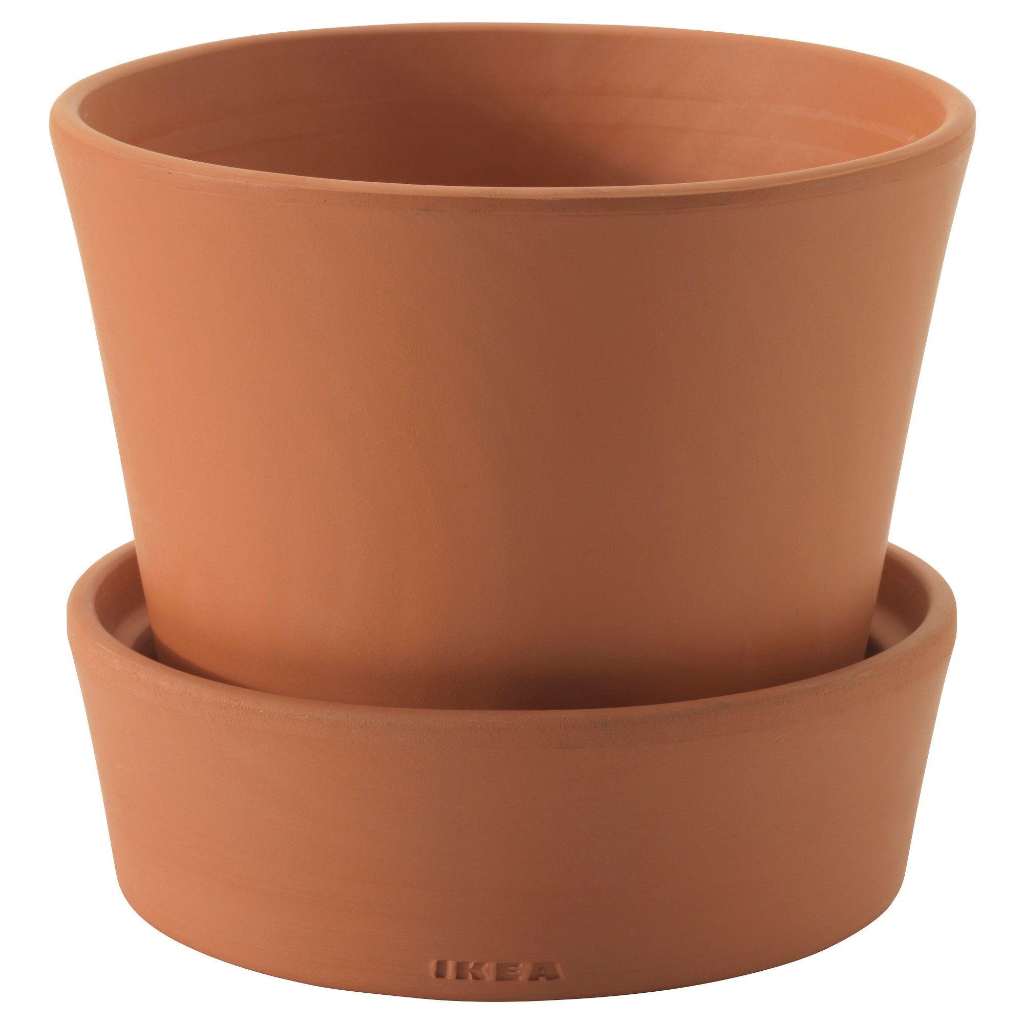 Ikea Ingefara Outdoor Indoor Outdoor Terracotta Plant P*T 400 x 300