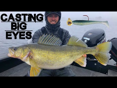 Casting And Jigging For Big Spring Walleyes Youtube Walleye Walleye Fishing Walleye Bait