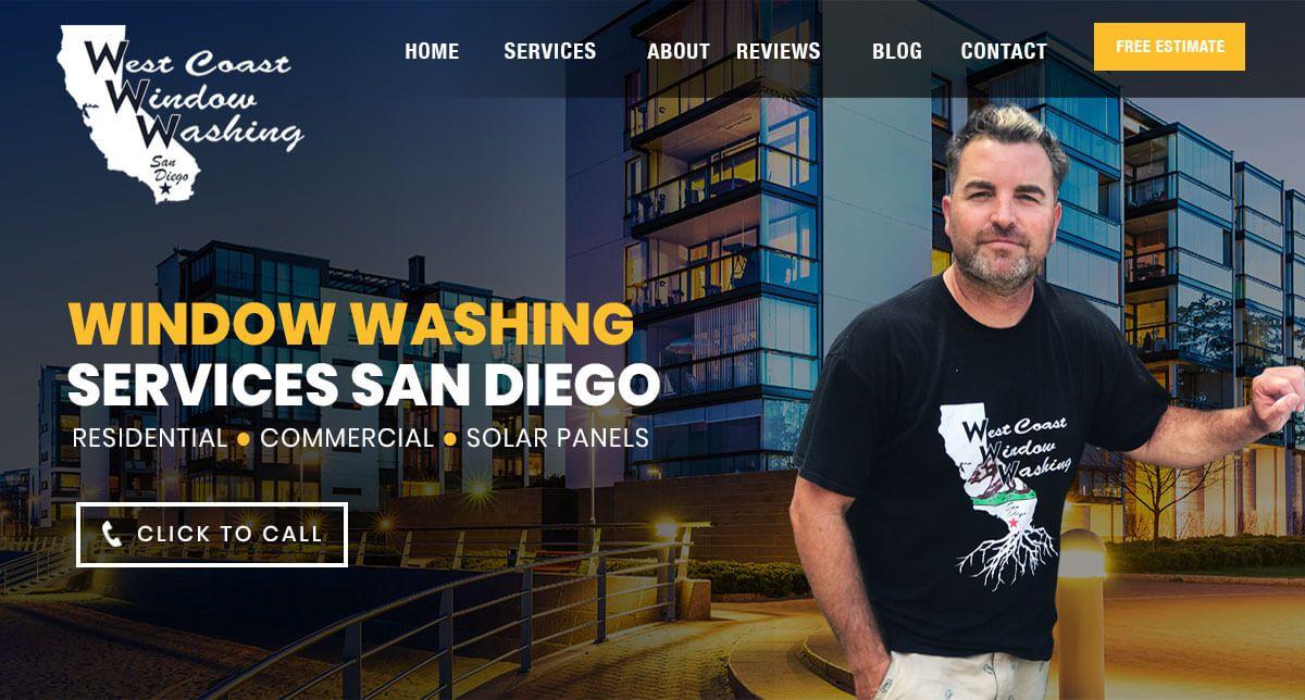 West Coast Window Washing San Diego Washing Windows San Diego Diego