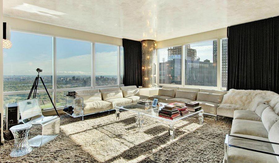 la casa de puff daddy sale a la venta su piso de nueva york