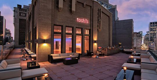 Live Music And A Great View At Toshi S Living Room This Weekend
