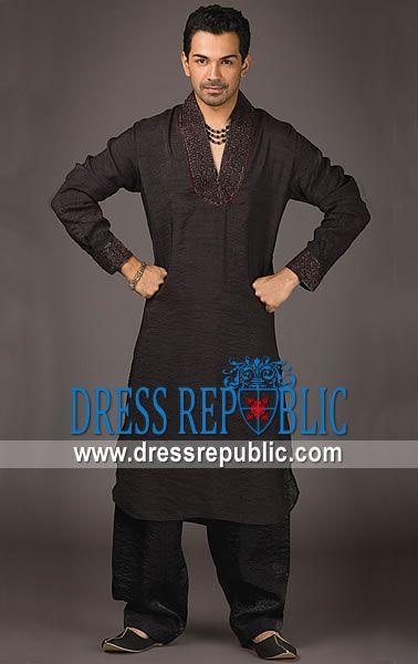 5e4f5994c1 Style DRM1236 - DRM1236, Men's Ramadan Collection 2013, Shalwar Kameez  Junaid Jamshed for Ramadan 2013 by www.dressrepublic.com