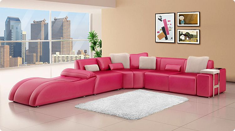 If this couch looks more fluffy & cushion-y it\'d be perfect!   For ...