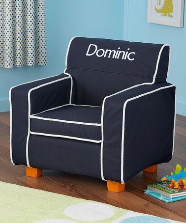 Personalized Kids Chair Home Depot Patio Cushions