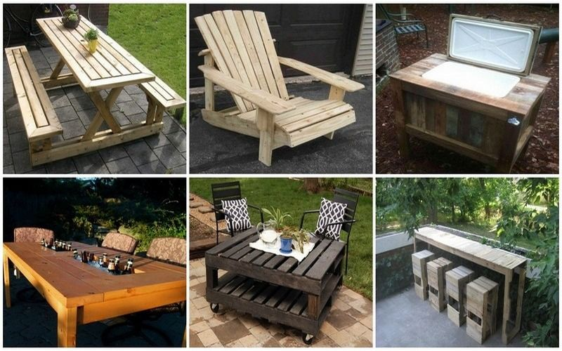 Pallets Are A Good Material For A Diy Project Cheap If 400 x 300