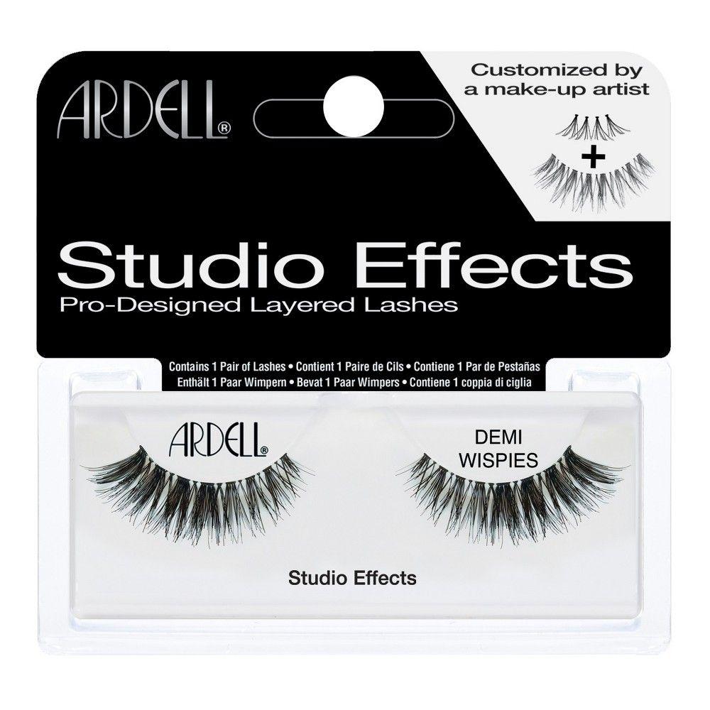 4547f236ddd Ardell Eyelash Demi Wispies Studio Effects Black | Products | Ardell ...