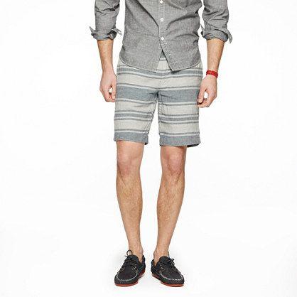 linen shorts | Products I love | Pinterest | Lino a righe, Jcrew e ...