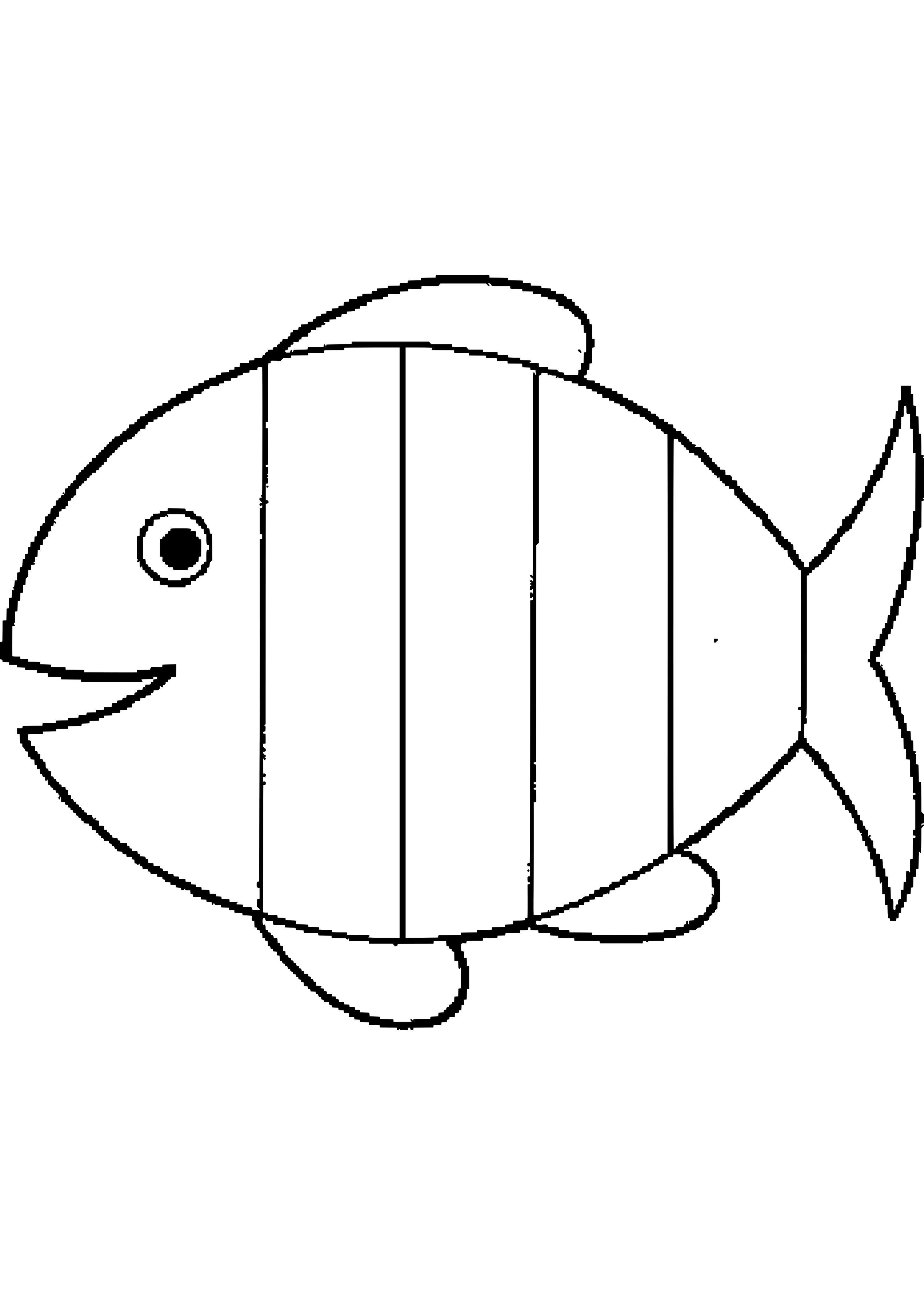 Dibujos De Pescados Para Tatuar 1 2975x4200 4207 Png 2975 4200 Molde De Pez Plantilla De Pez Pez Para Colorear