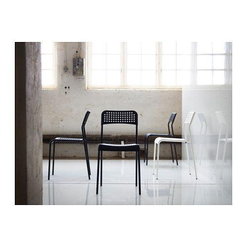 Adde Chair White Holi Diy Supplies Pinterest Ikea Chair And
