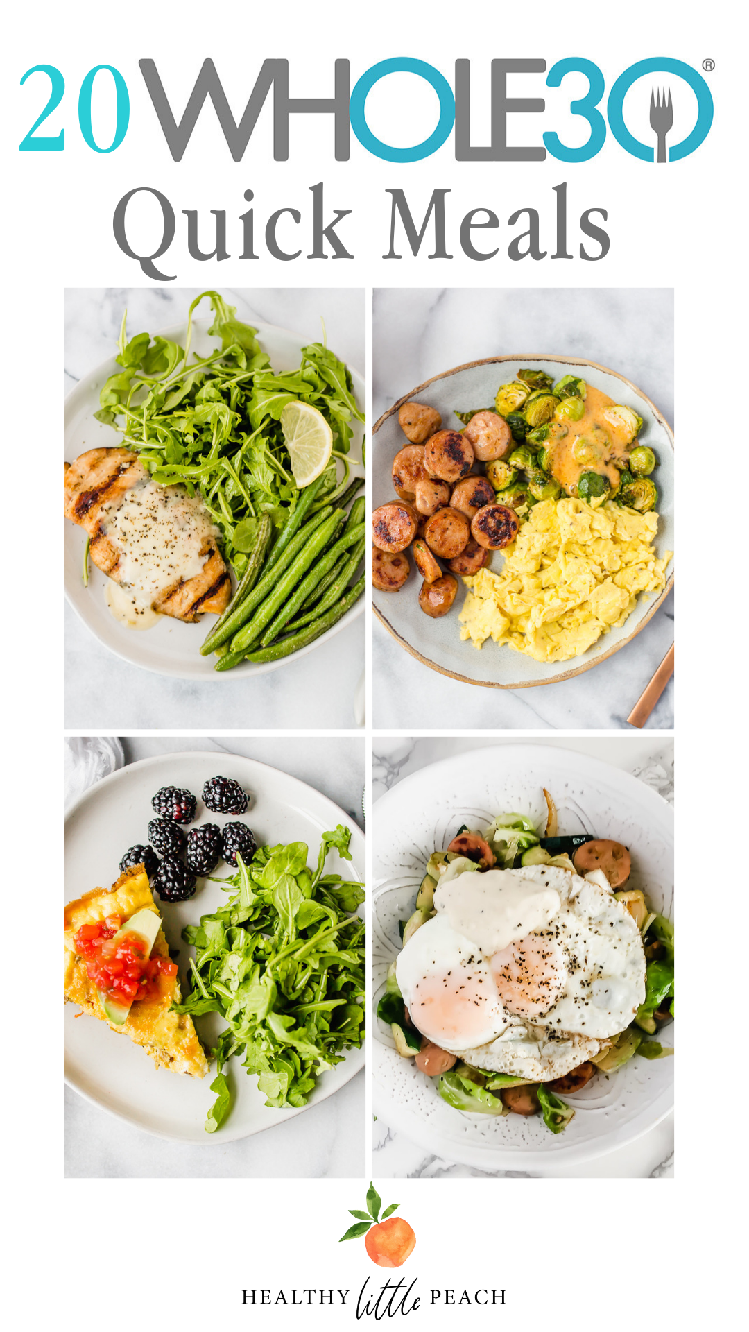 Quick and Easy Whole30 Meal Ideas images
