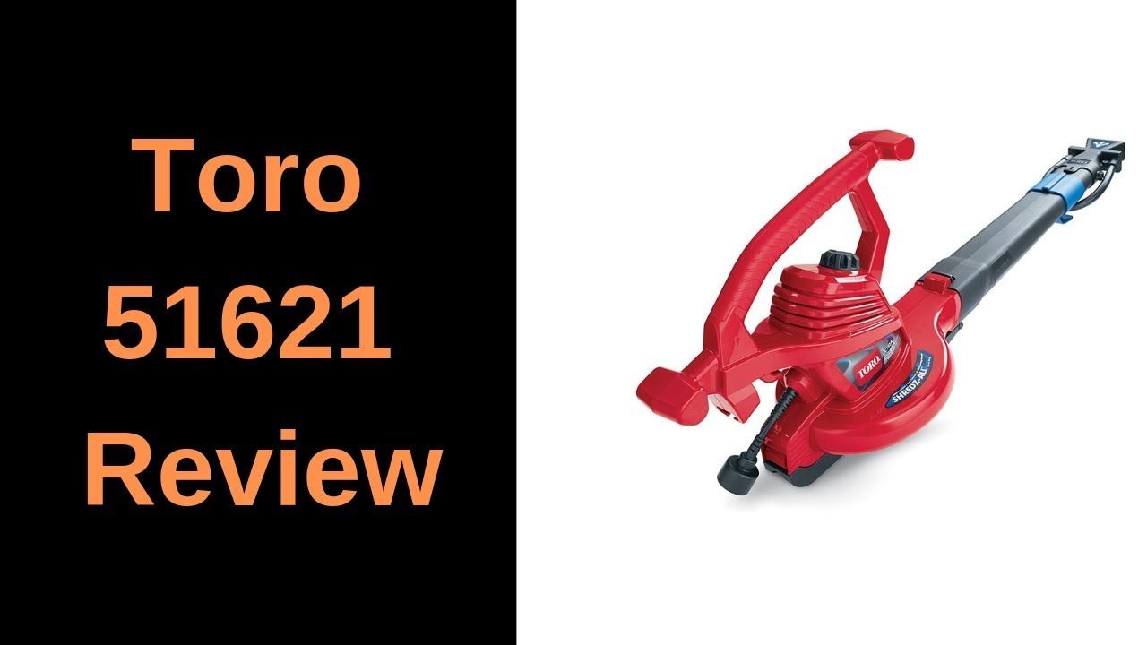 Toro 51621 Review Ultraplus Leaf Blower Vacuum With Images Leaf Blower Blowers Vacuums