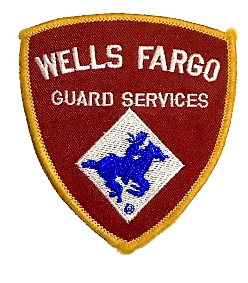 Wells Fargo Guard Services patch in 2020 Wells fargo