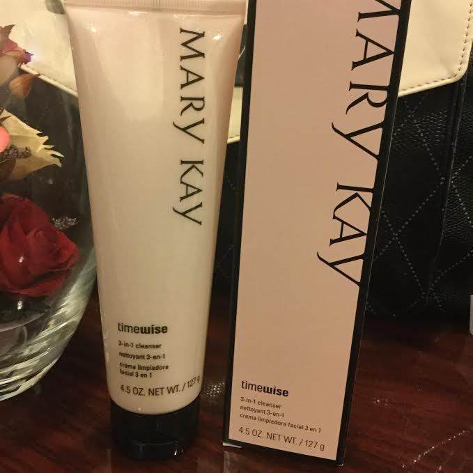 Mary Kay TimeWise 3-In-1 Cleanser Normal/ Dry Brand New Retail $20.00 #MaryKay