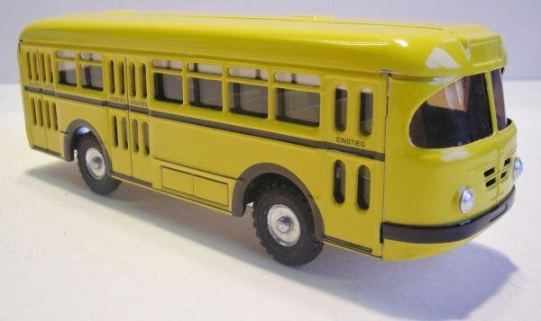 Bus DB Büssing 1959, Kovap, Blech, Blechspielzeug | eBay