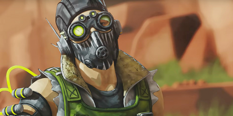 Apex Legends The Octane Turns Red Thanks To The New Twitch First Pack Apex Legend Octane