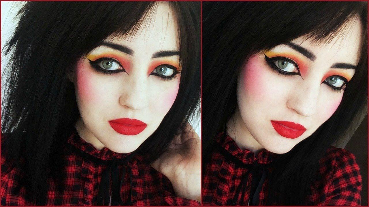NEW ROMANTIC MAKEUP TUTORIAL Romantic makeup tutorial
