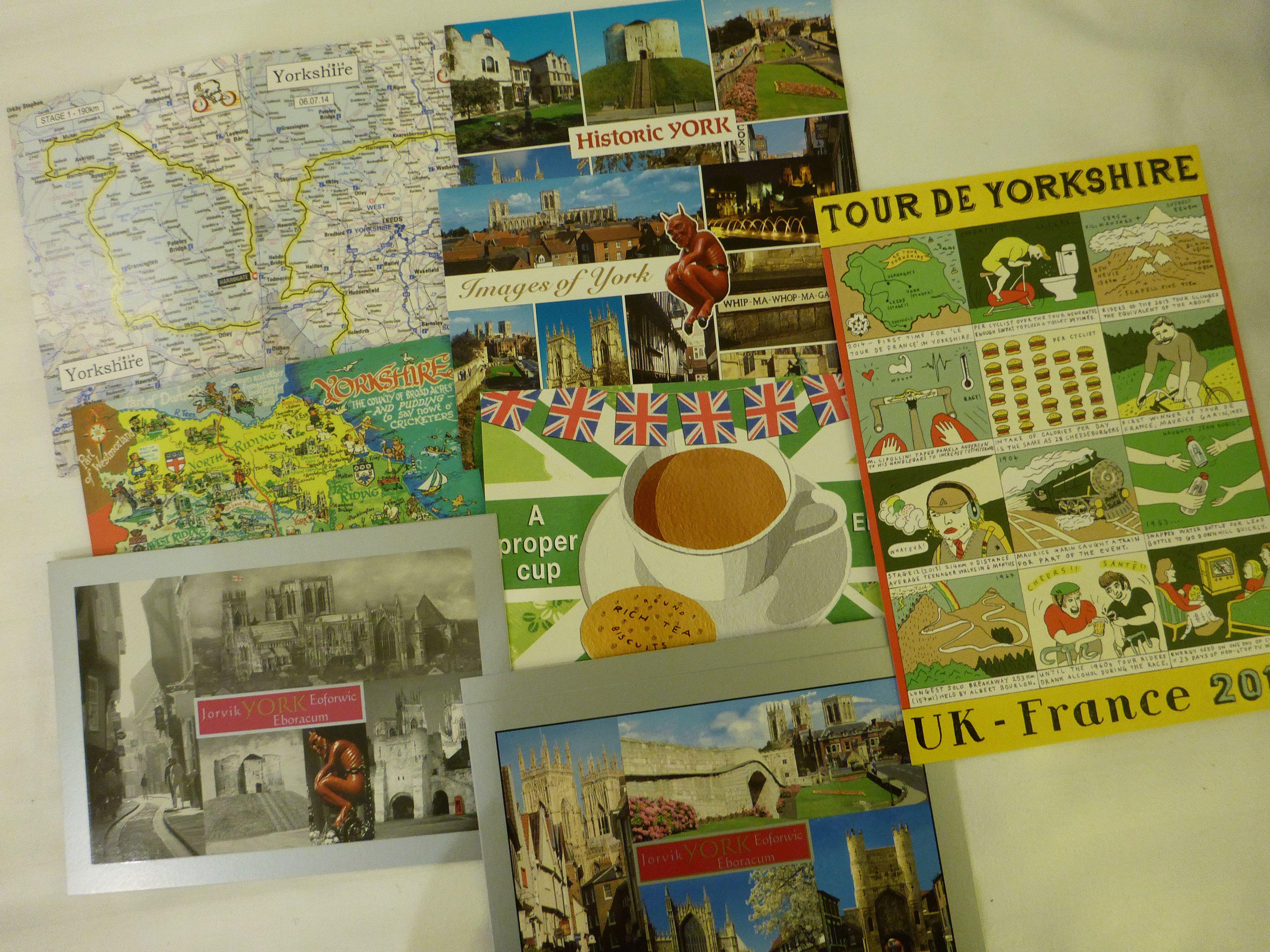 postcards (York)