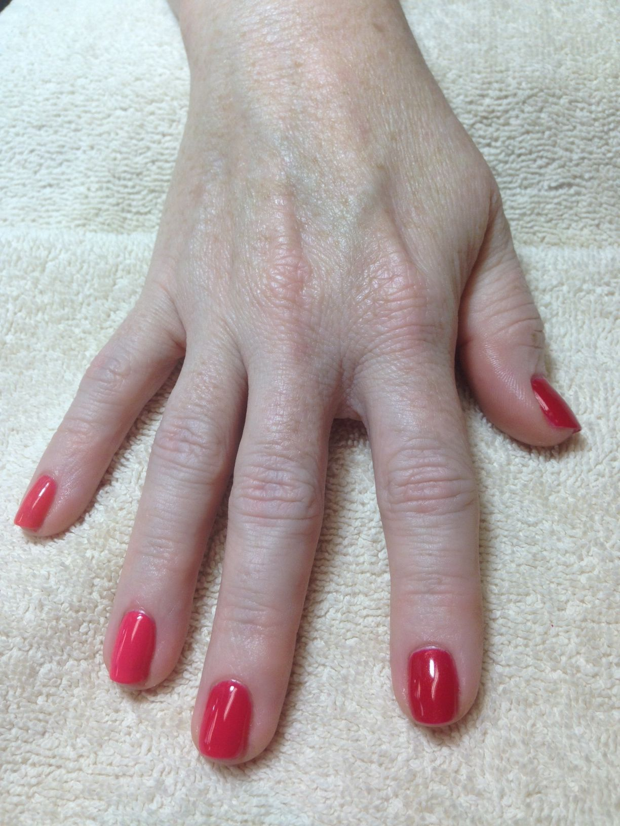 Ombre nail by Kim at Kirkwood #ombre #vinylux #nailart   Kim at ...