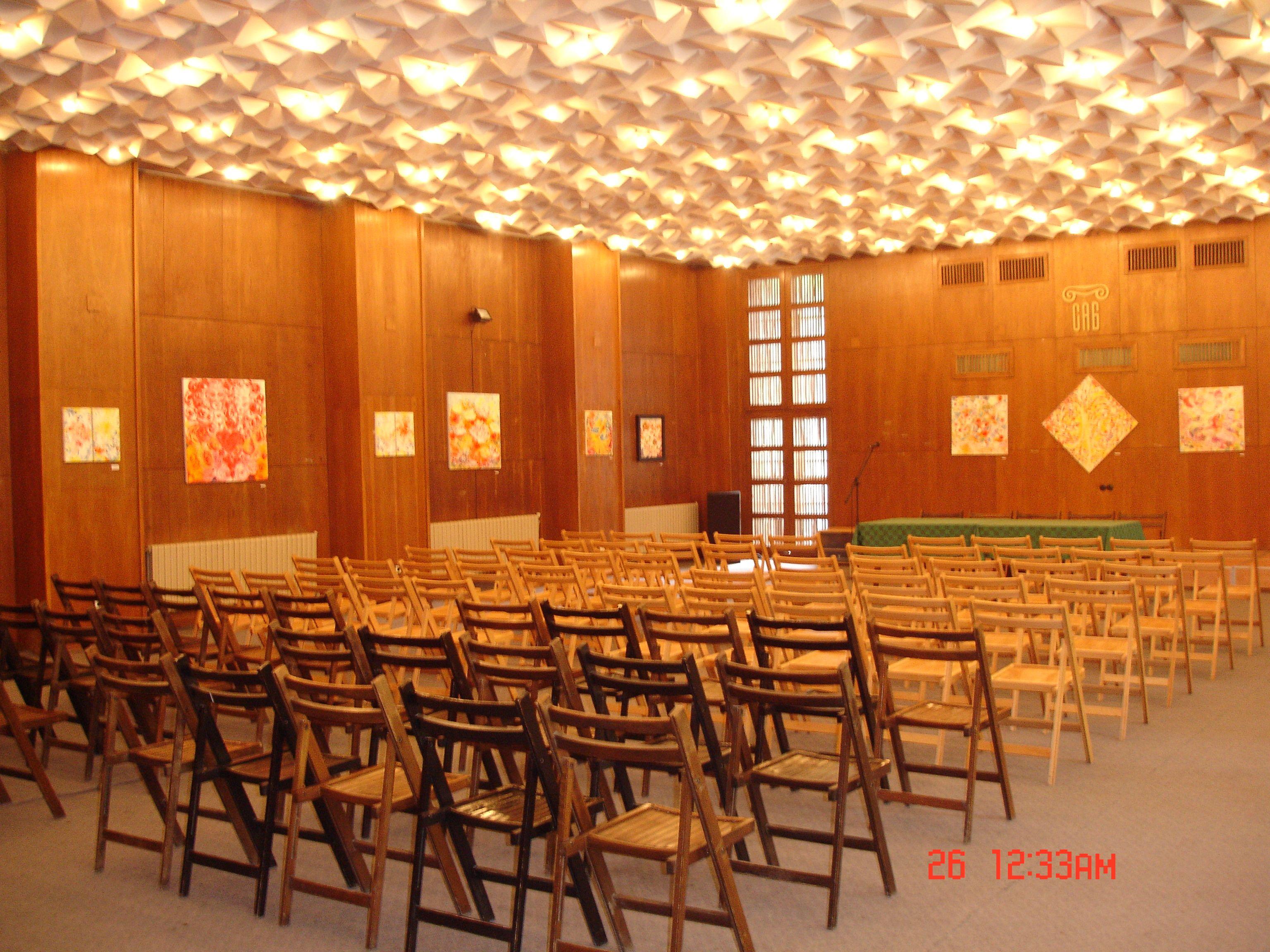 Jasmina Vladimirova, Exposition de Peintures à l'Huile sur toile, Ordre International des Architectes, Sofia, 2009