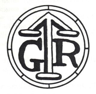This is the mark or symbol that was placed on the largest