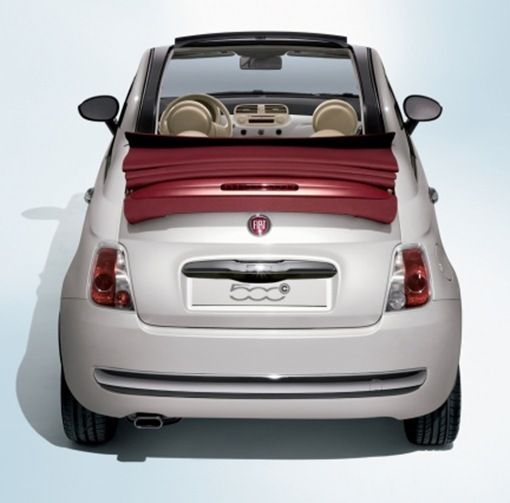 Fiat 500 - Summer Wheels